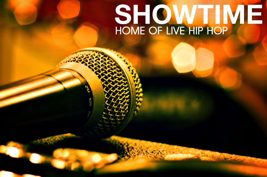 ShowTime - UK Hiphop Underground Talent Showcase London