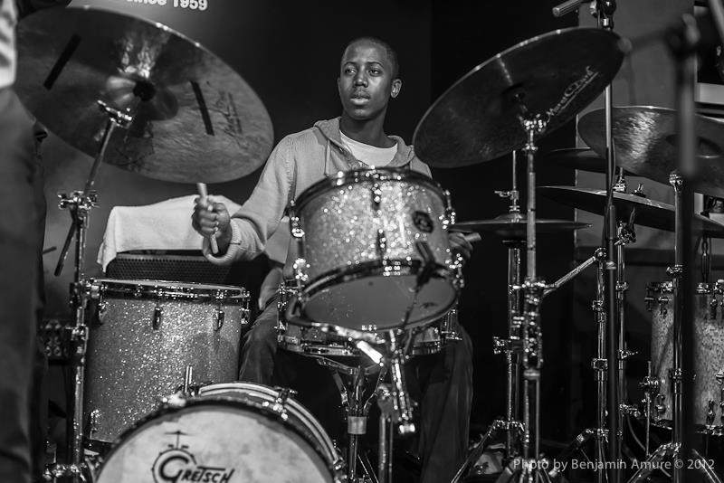 UK Drummer/Producer Moses Boyd talks on his latest beat tape Time And Space and the reality of the underground music scene: Music