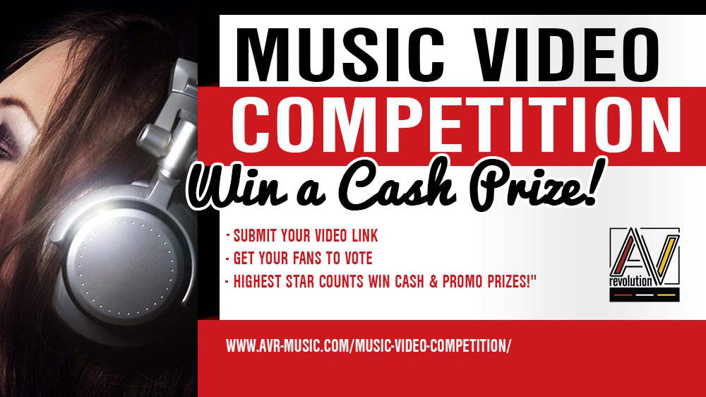 Music Video competition - AVR Music Chart