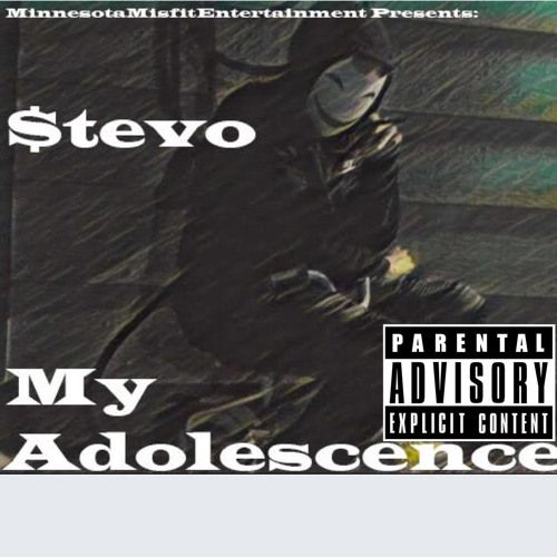 $tevo - My Adolescence,  EP Cover Art