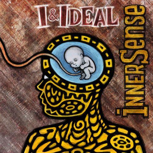 I & Ideal - Inner Sense,  Mixtape Cover Art