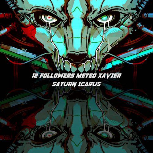 12 Followers/Meteo Xavier - Saturn Icarus OST,  Album Cover Art