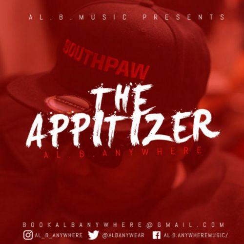 AL.B.ANYWHERE - The Appitizer,  Mixtape Cover Art