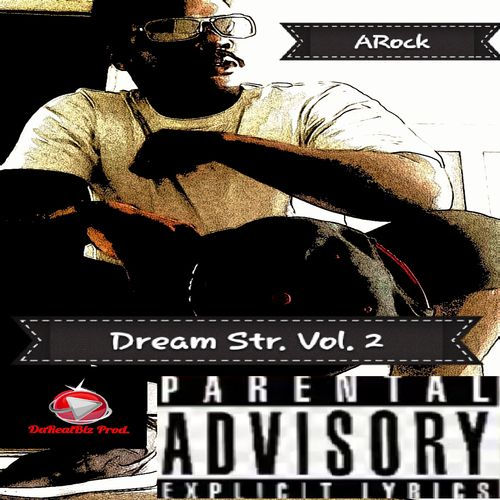 ARock - Dream Str.Vol. 2,  Mixtape Cover Art