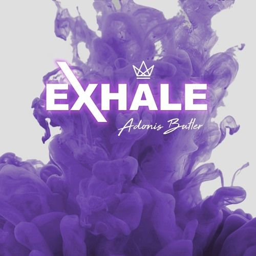 Adonis Butler - Exhale,  Album Cover Art
