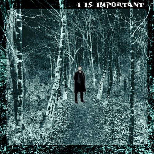 Alex Auld - I Is Important,  Album Cover Art