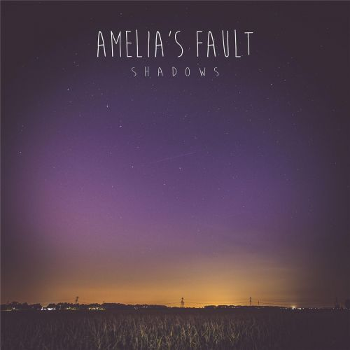 Amelias Fault - Shadows,  Album Cover Art