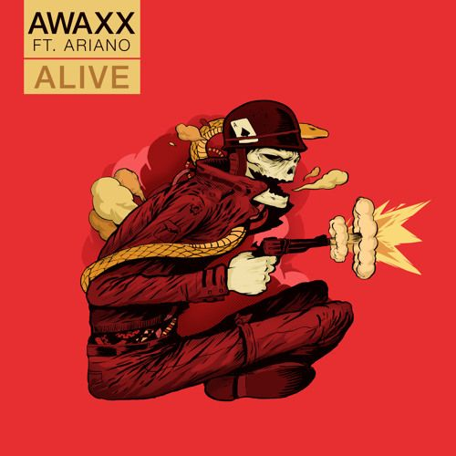 Awaxx & Ariano – Alive: Music