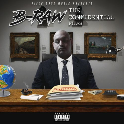 "B-Raw – ""The Confidential Files"" LP: Music"