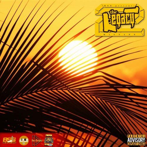 Big Spliff Gang – BSG presents The Legacy: Vol.2: Music