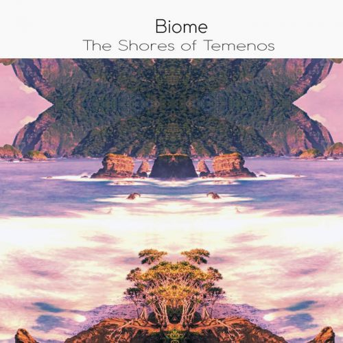Biome - The Shores Of Temenos,  EP Cover Art
