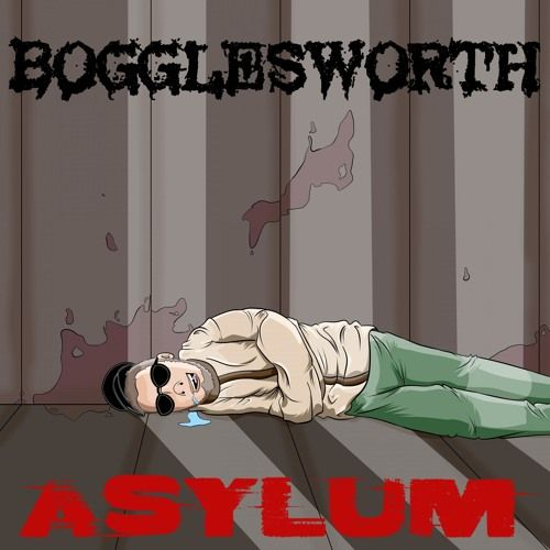 BogglesWorth - ASYLUM,  Album Cover Art