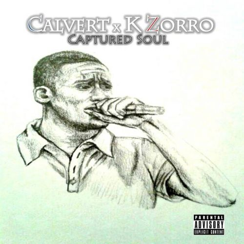 Calvert & K Zorro - Captured Soul,  EP Cover Art