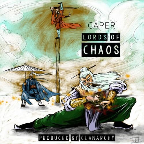 Caper – Lords of Chaos: Music