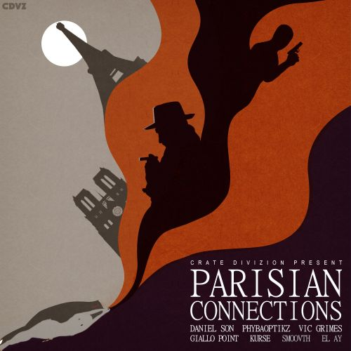 Crate Divizion – Parisian Connections: Music
