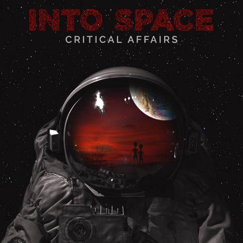 Critical Affairs - Into Space,  Album Cover Art