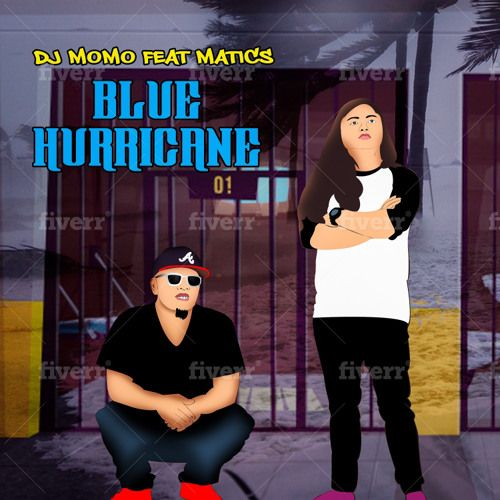 DJ Momo Feat. Matics – Blue Hurricane (U Will Find A New Day): Music