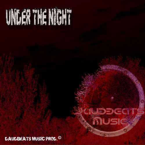 Daudbeats Music - Under The Night,  Mixtape Cover Art