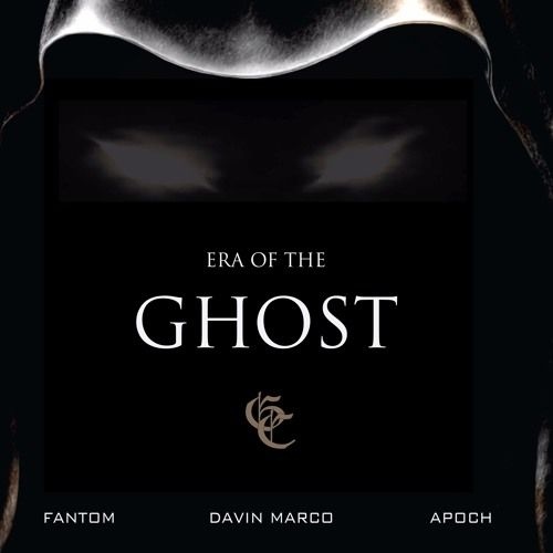 Davin Marco & Apoch - Era of the Ghost,  Album Cover Art