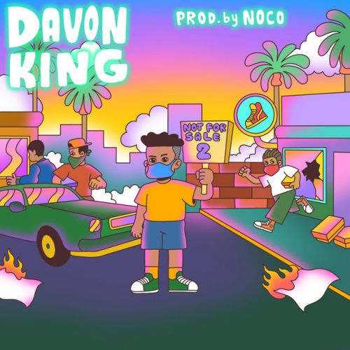 Davon King – Not for Sale 2 (Prod Noco): Music