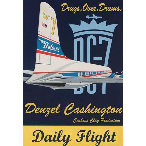 Denzel Cashington – Drugs Over Drums Demo Tape: Music