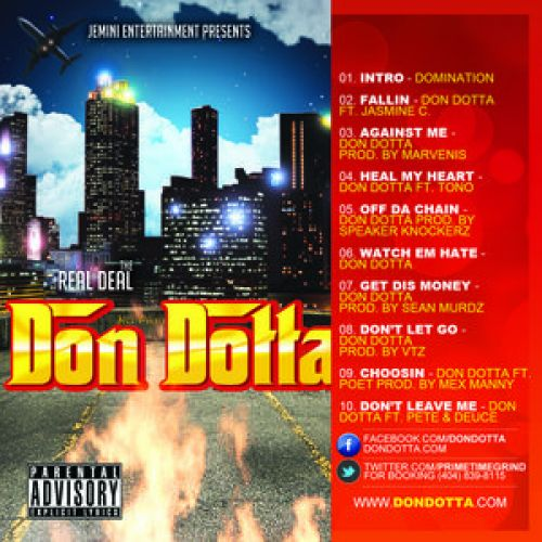 Don Dotta – The Real Deal EP: Music