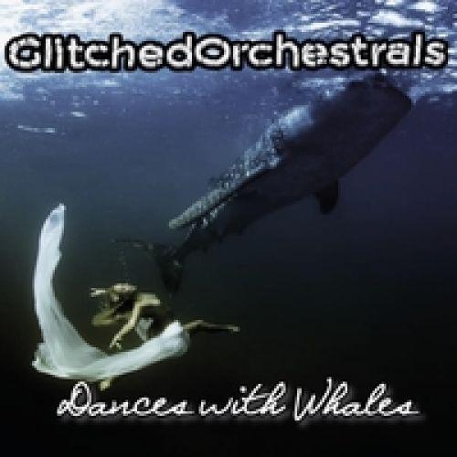 Emil Schyren - GLITCHED ORCHESTRALS ,  Album Cover Art