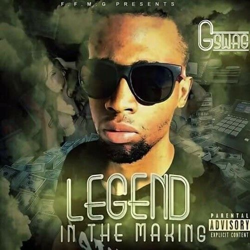 Gswag - Legend In The Making,  Mixtape Cover Art