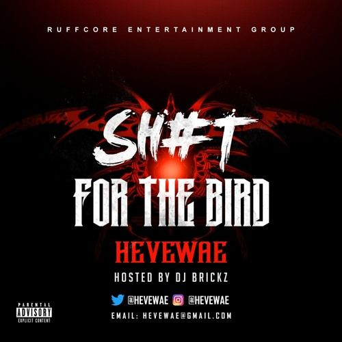 HeveWae- Sh#t For The Birds – Hosted By DJ BRICKZ: Music