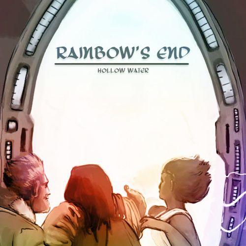 Hollow Water - Rainbows End,  Album Cover Art