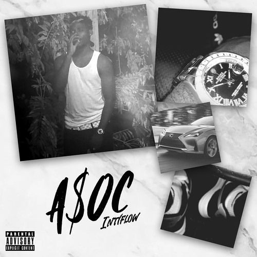 Intiflow - A$OC AFFILIATED (A.A),  EP Cover Art