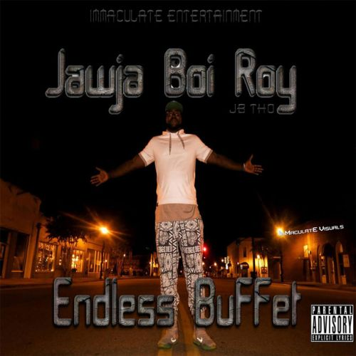 Jawja Boi Roy - Endless Buffet,  Album Cover Art
