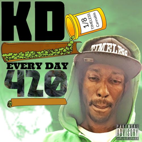 KD – Every Day 420: Music