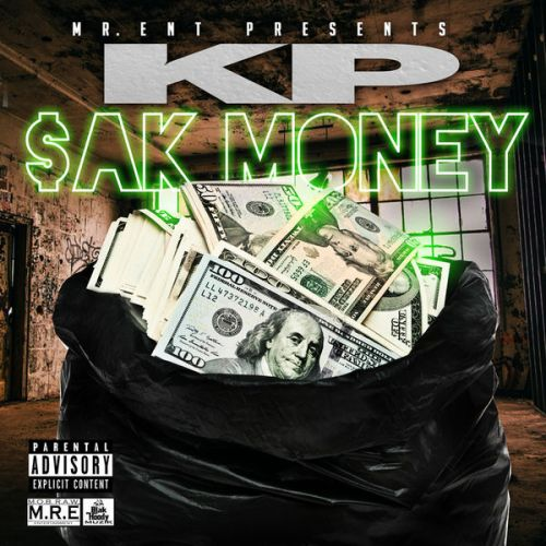 KP - Sakmoney,  Mixtape Cover Art