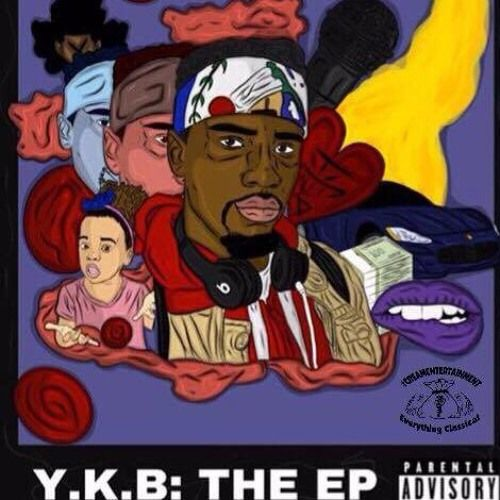 Kyrie Banko -  Y.K.B: The EP,  EP Cover Art