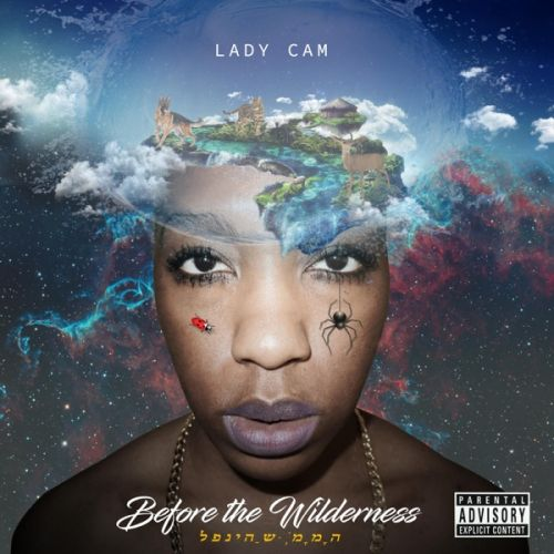 Lady Cam - Before the Wilderness,  EP Cover Art