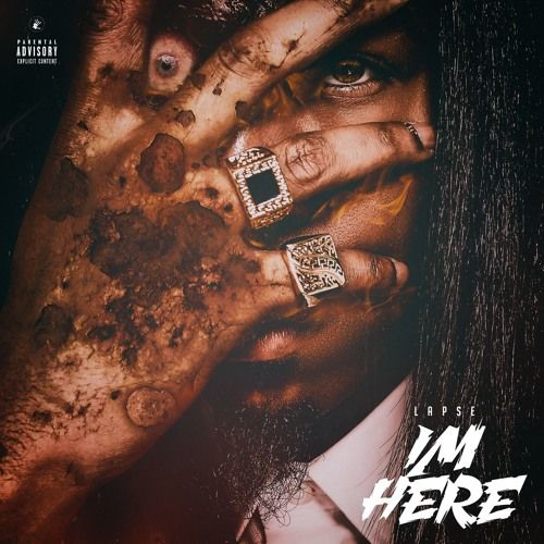 Lapse - Im Here,  Mixtape Cover Art