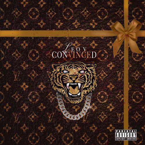 Leo V - Convinced,  Album Cover Art