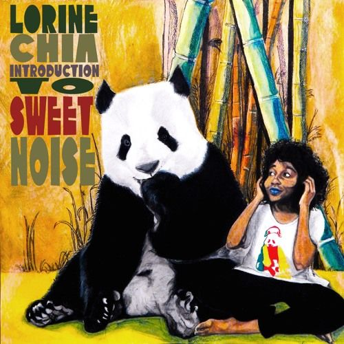 Lorine Chia - Introduction To Sweet Noise,  EP Cover Art