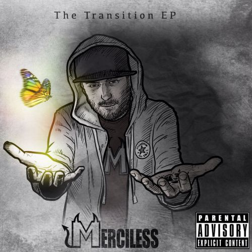 MERCILESS - The Transition EP,  EP Cover Art