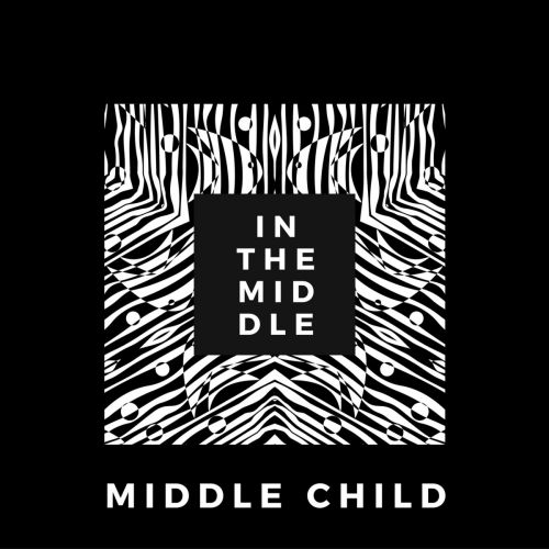 Middle Child - In the Middle EP,  EP Cover Art