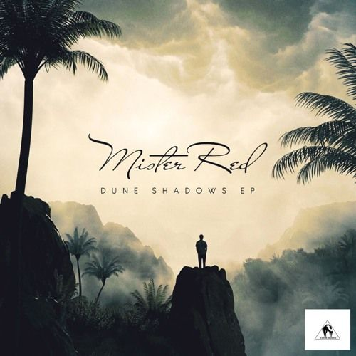 Mister Red - Dune Shadows EP,  EP Cover Art