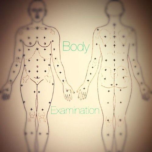 Mr.EmmanuelWard – Body Examination: Music