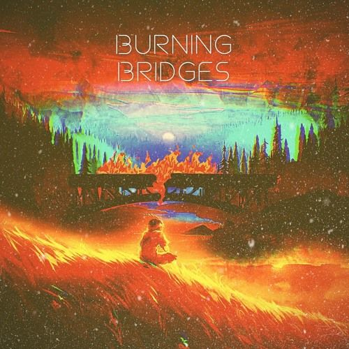 NIOBIUM - Burning Bridges,  EP Cover Art
