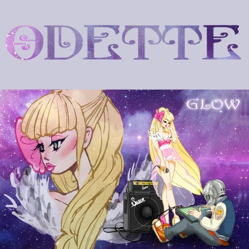 Odette - Glow EP,  EP Cover Art