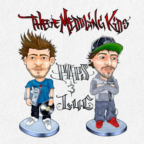 Paps & L​.​u​.​C – These Meddling Kids: Music