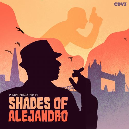 PhybaOptikz – Shades of Alejandro: Music