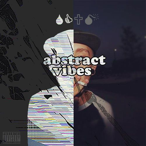 Shelby Randal - Abstract Vibes,  Mixtape Cover Art