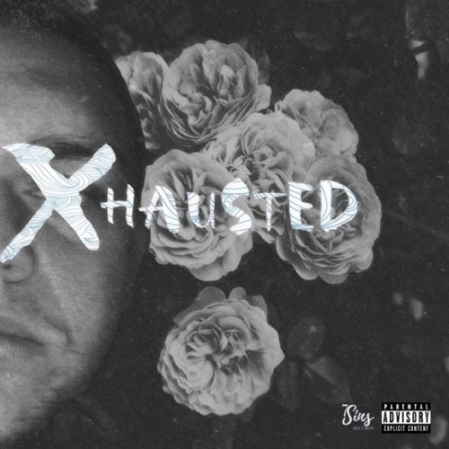 Sinny - Xhausted,  Album Cover Art