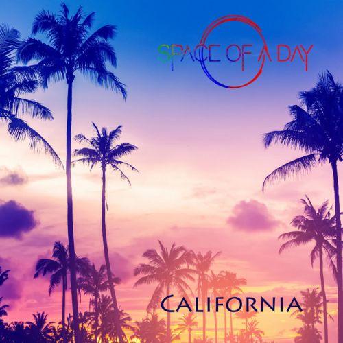 Space of a Day - California,  Album Cover Art